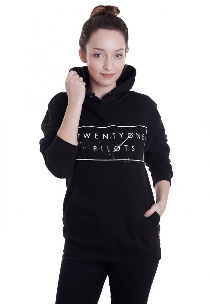 Order Twenty One Pilots - Thin Line Box - Hoodie by Twenty One Pilots for £34.99 (3/7/2016) at the Impericon UK online shop in great quality.