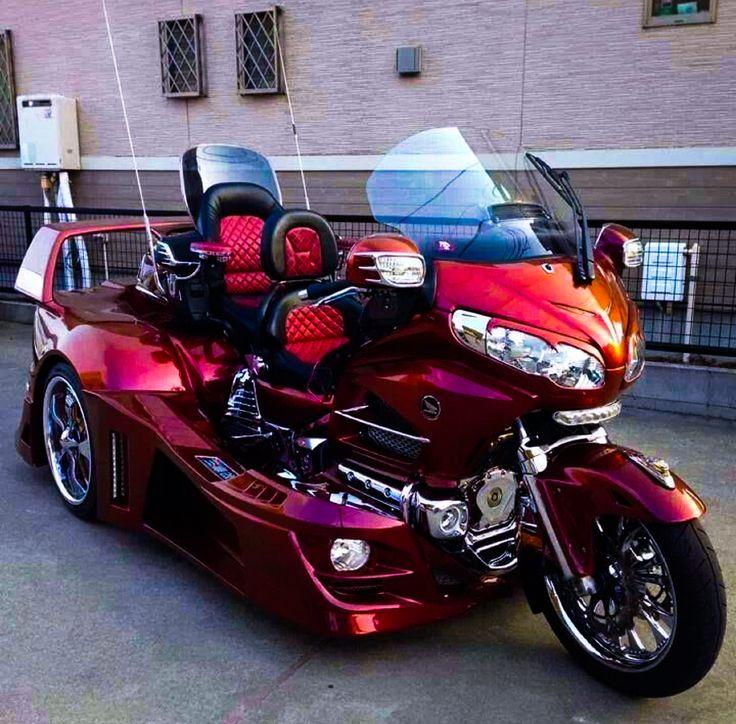 Honda Goldwing Trike.
