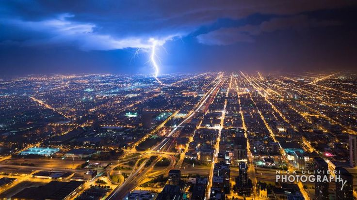 Nick Ulivieri's Chicago Photos