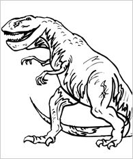 ab258766f165500131816a287523f842--dinosaur-coloring-pages-tyrannosaurus