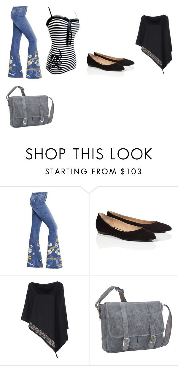 """""""day off"""" by artemisvengenz on Polyvore featuring The Seafarer, ESCADA and David King & Co."""