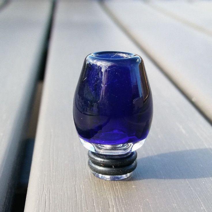 $1.62 on ebay!510 glass drip tip wide bore Pyrex Free Ship USA Made #510Glassdriptipwidebore