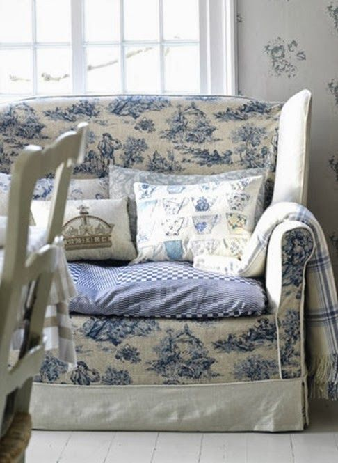 148 Best Images About ♕toile De Jouy On Pinterest Blue