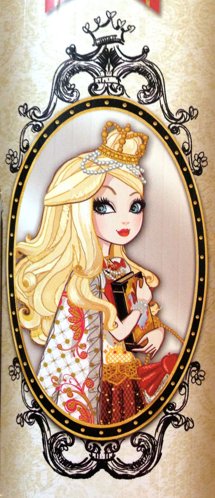 Ever After High Legacy Day Apple White