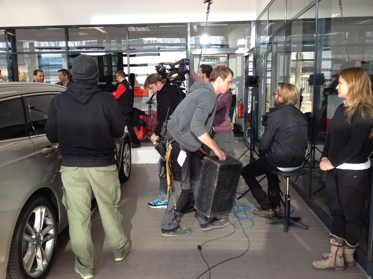 TV Spot Produktion in Dresden