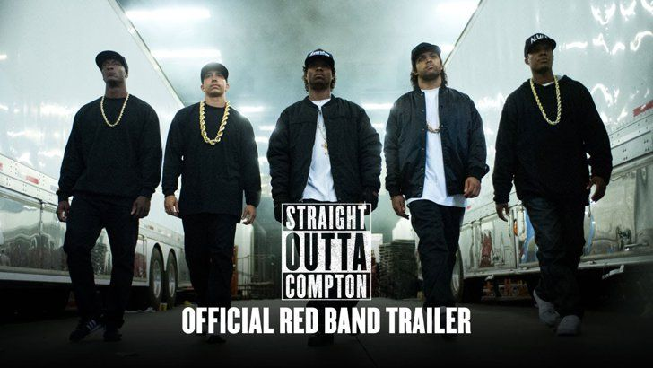 """Pin for Later: What's That Song? All the Greatest Music From Recent Movie Trailers Straight Outta Compton What's that song? """"Straight Outta Compton"""" by N.W.A."""