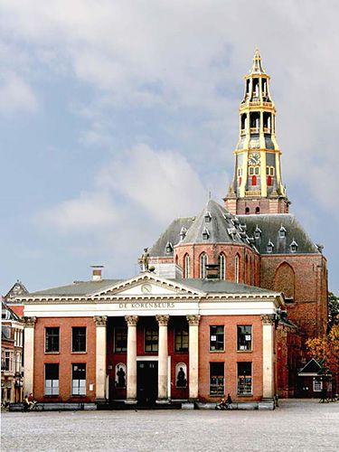 Groningen, the Netherlands.