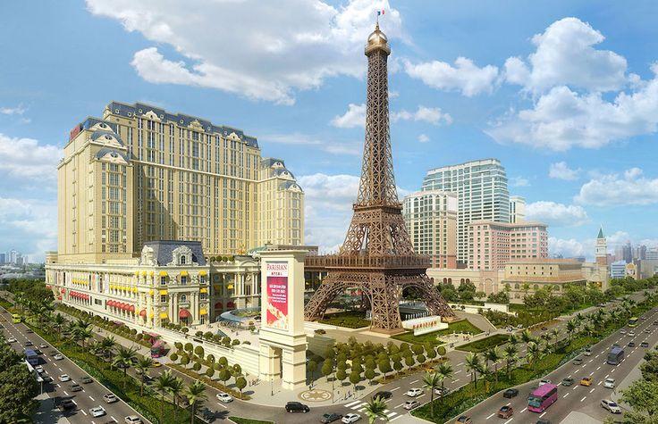 The Parisian #Casino Macau