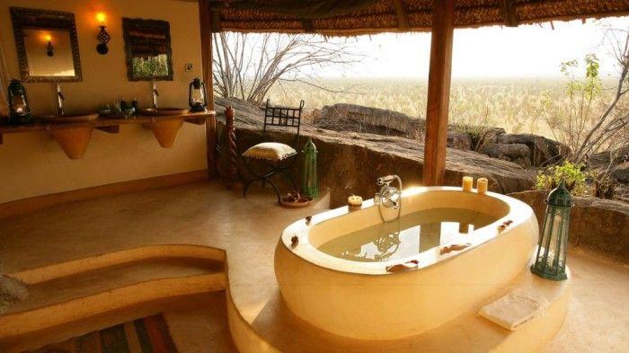 Эльзы Kopje Частный дом, Национальный парк Меру, Кения