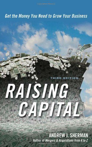 raising capital in the financial markets Companies can borrow or raise money through financial markets all businesses  start small — whether they begin in a garage, a spare bedroom, or a rented.