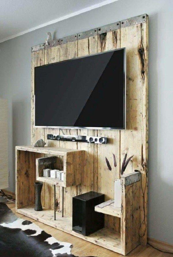 d59d97206a48 Sníval o novom nábytku – tak si ho postavil z paliet! Kreatívne nápady na  paletový nábytok do vašej domácnosti!