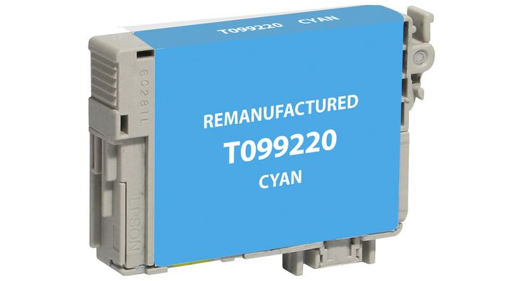 Buy T0992 (T099220) Cyan Ink Cartridge for Epson at Houseofinks.com. We offer to save 30-70% on ink and toner cartridges. 100% Satisfaction Guarantee.