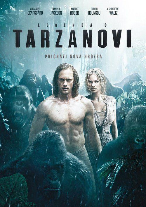 Watch The Legend of Tarzan 2016 Full Movie Online Free