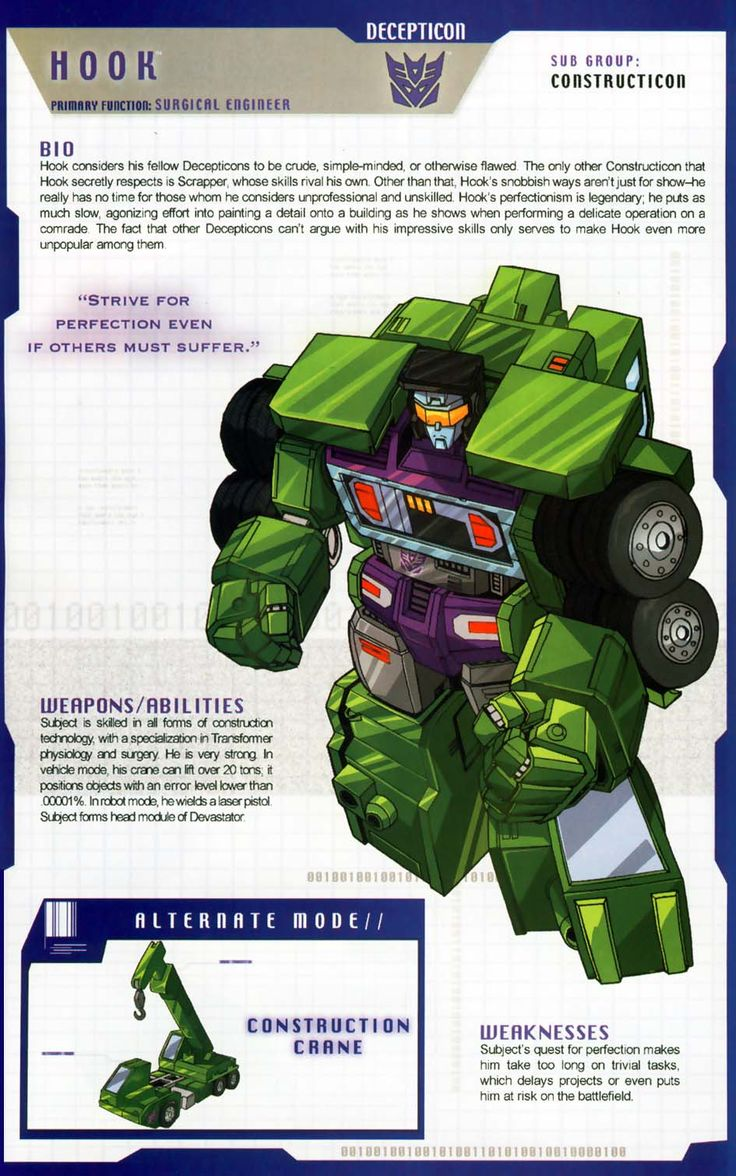 Transformers Universe - Gallery: G1 Constructicons
