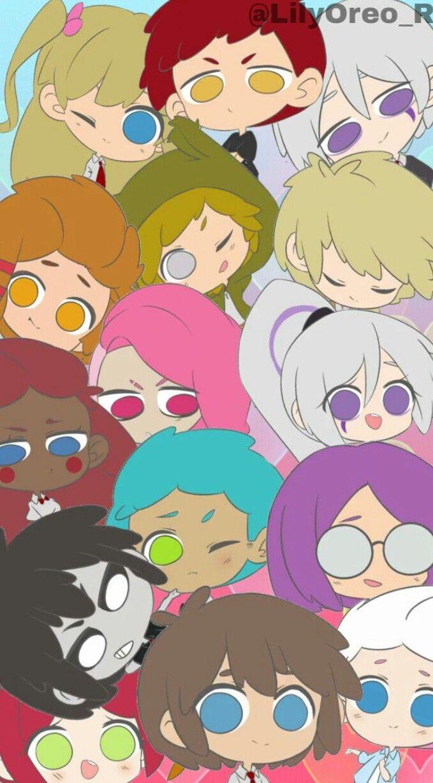 FNAFHS!! La mejor serie del mundo creada por ed00chan y dsaster :D
