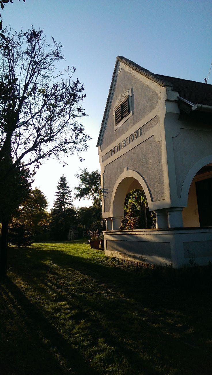 Hungary - Badacsony - Balaton- felvidék - parasztház - hungarian farmhouse