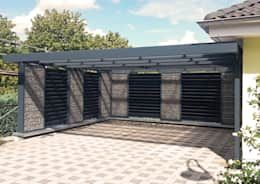 Best 25 double carport ideas on pinterest carports and for Geschlossener carport