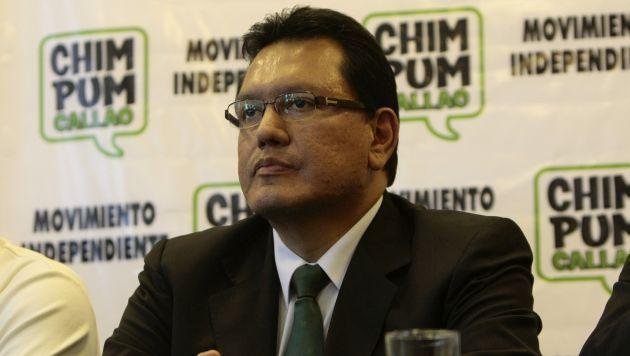 Fiscalía pidió 11 años de cárcel para Félix Moreno por construcción inconclusa de sede de Corpac