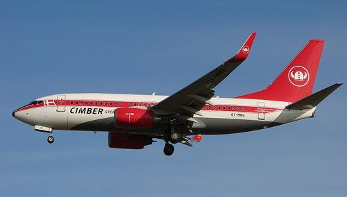 Denmark Airlines | Cimber Sterling Airlines Boeing 737-700