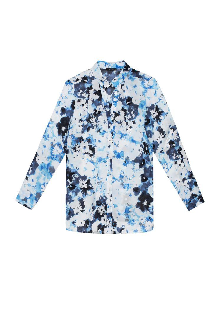 I <3 FLOWERS | koszula Mohito (Atrium +2) #flowers #koszula #mohito #starybrowar
