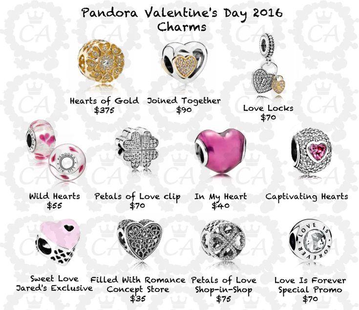 Pandora...Valentineu0027s Day 2016