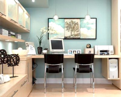 candice olson office does she ever do a room that looks ok