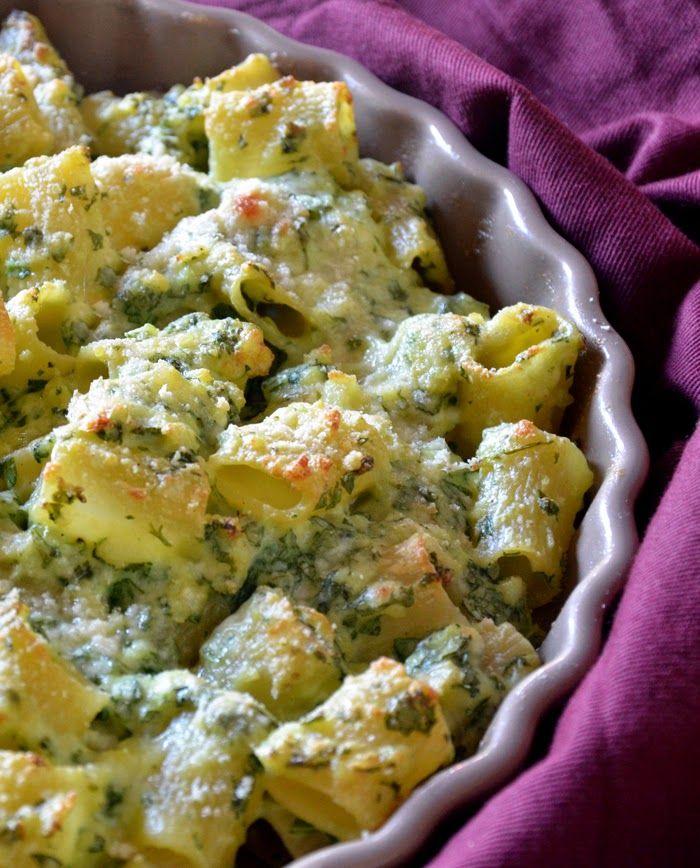 Gratin di pasta al forno vegetariana | Vita su Marte