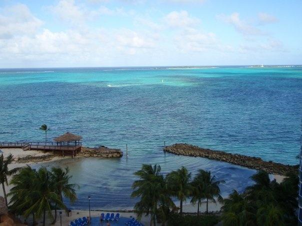 nassau, bahamas where i got engaged!
