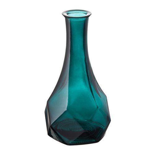 IKEA - GENERÖST, Vase, La forme unique du vase le rend aussi décoratif avec ou sans fleurs.