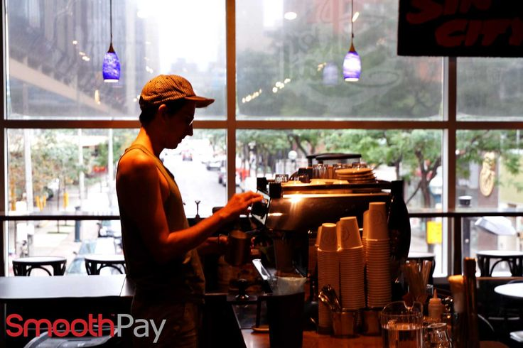 The Black Canary Brings Superhero Strength to their Caffeinated Treats #Toronto #Coffee #Cafe #Comics