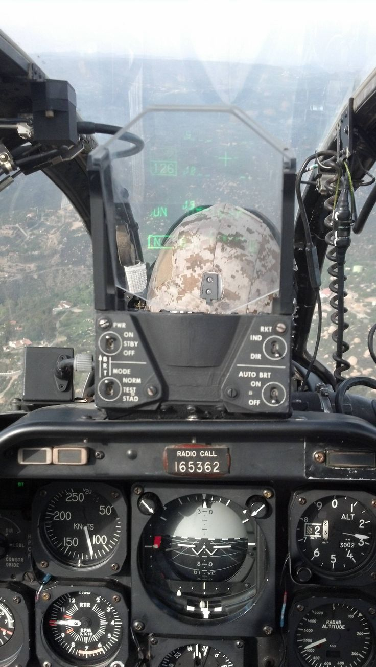 Cockpit view - Apache Helicopter...I so wanted  pilot's license...don't delay your dreams ♥
