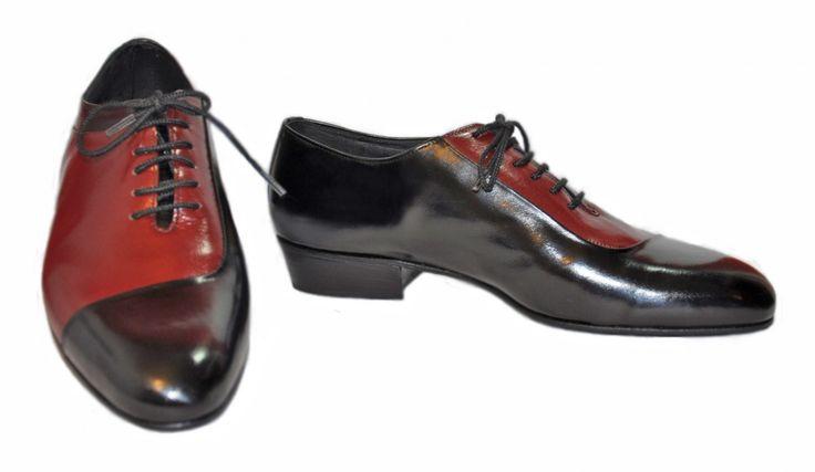 Tango Shoes: Artesanal - Pantaleon - Men's Tango Shoes