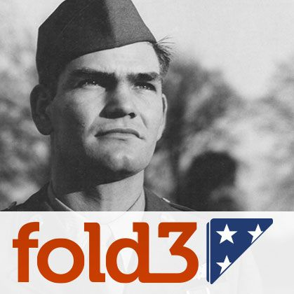 Fold 3 - The World's Premier Collection of Original Military Records.  Affiliated with Ancestry.com, searches US Military records from the Revolutionary War to Present. (NOT FREE)