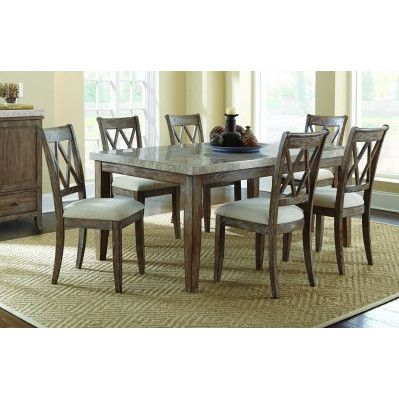 Franco 7 Piece Dining Set Sets And