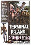 Terminal Island DVD Code Red MINT OOP Marta Kristen Phylis Davis Tom Selleck