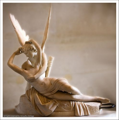 where eros they are sculptures and