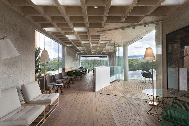 Galeria - BAR/PISCINA/GALERIA / BCMF Arquitetos + MACh Arquitetos - 1