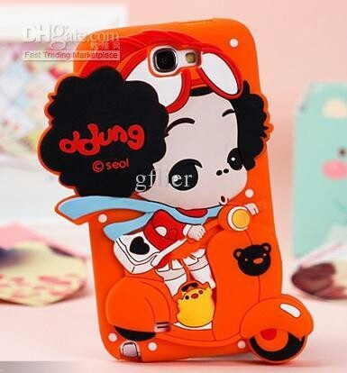 Vespa phone case for the samsung galaxy note 2!