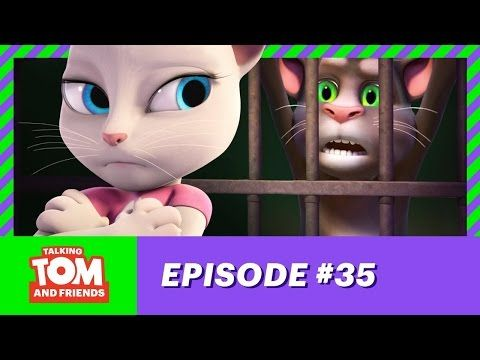 Talking Angela - 1 Million Subscribers! (Thank You!) - YouTube