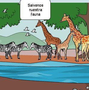Salvenos nuestra fauna
