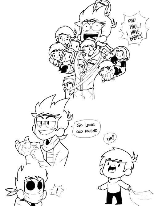 Eddsworld Characters