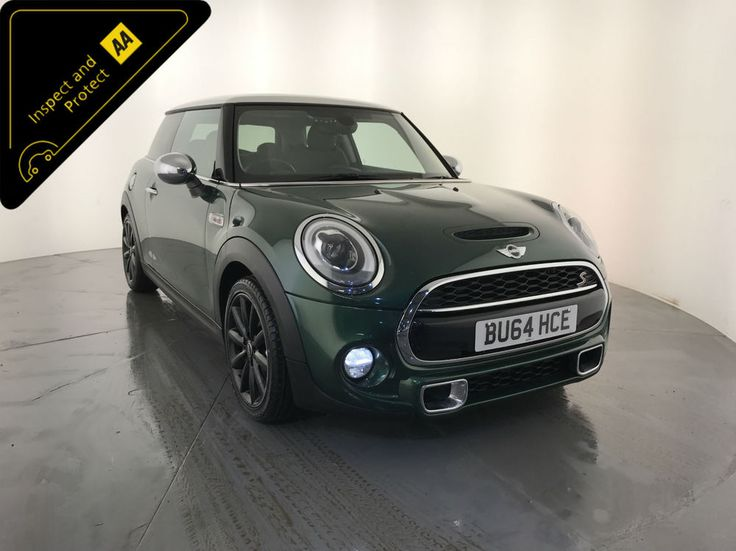 eBay: 2014 64 MINI COOPER S 3 DOOR HATCHBACK FINANCE PART EXCHANGE WELCOME #minicooper #mini