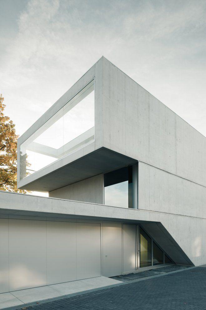 Lakeside House | Uetikon, Switzerland | E2A Eckert Eckert Architekten