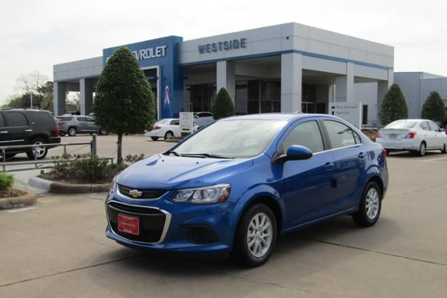 2018 Chevrolet Sonic Sedan Lt Auto For Sale In Houston Tx 2018