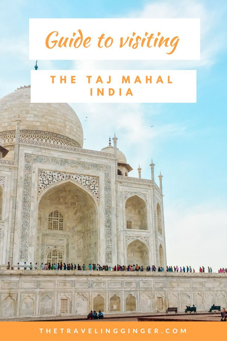 If you are traveling to India and visiting the Taj Mahal, you want to make the most of your trip. This is a complete guide to visiting the Taj Mahal. It includes when to go, what to do, where to stay, and what to wear when you visit the Taj Mahal. It offers practical advice for visiting the Taj Mahal in India. Pin this Taj Mahal Guide for tips and advice. #indiatravel #tajmahal #indiatraveltips #india