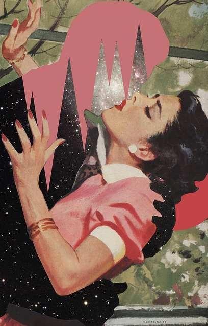 Les collages de Ashley Joseph Edwards - Paperblog