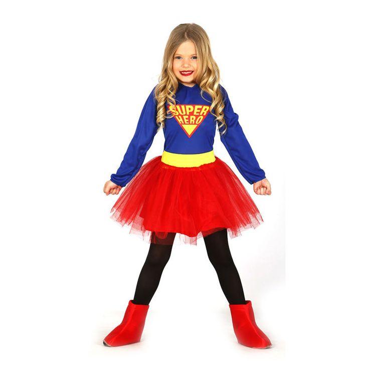 Déguisement Superwoman Enfant #déguisementsenfants #costumespetitsenfants