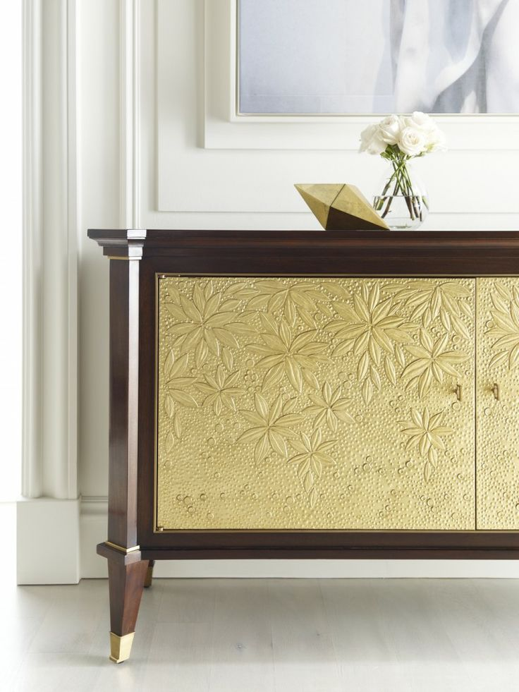 136 best trends 2015 gold is the new neutral images on for Baker furniture