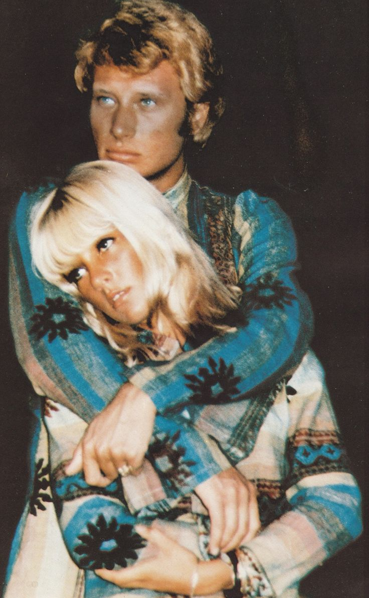 Johnny Hallyday & Sylvie Vartan, 1968