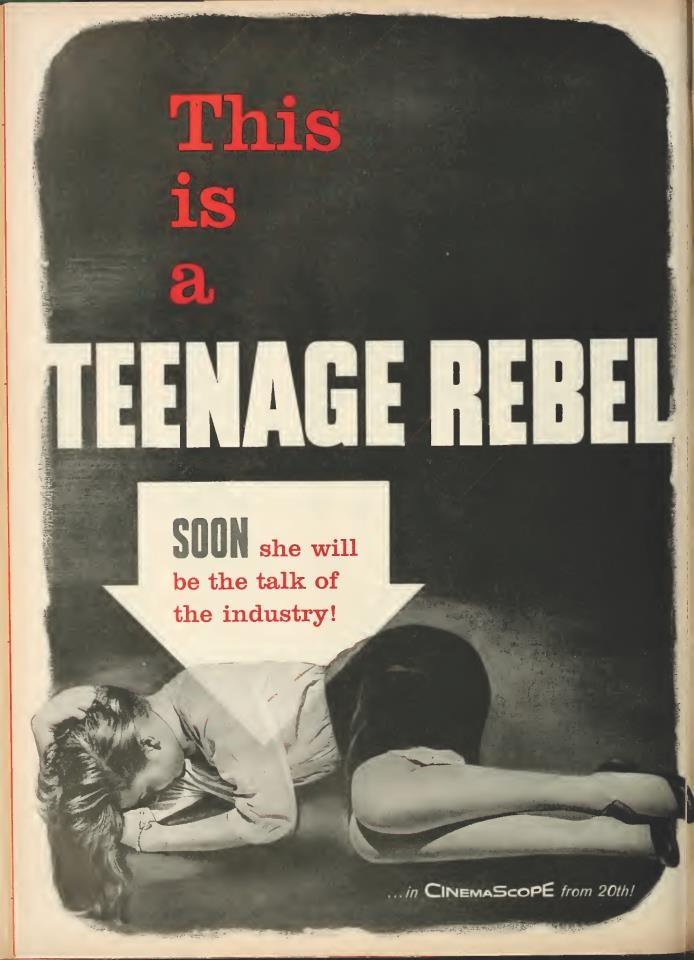 Causes of Teenage Rebellion Essay Sample